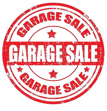 Drives Cache Closet Garage Sale